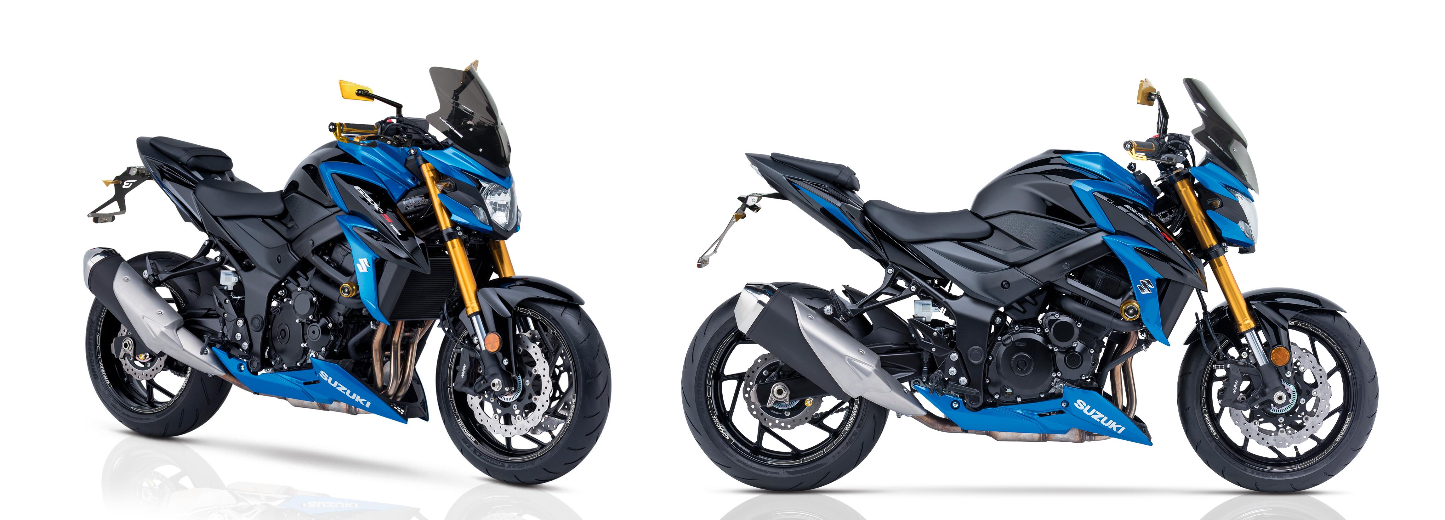 Suzuki Yamaha Sport
