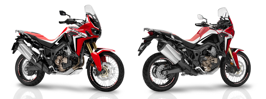 Africa Twin 16-17