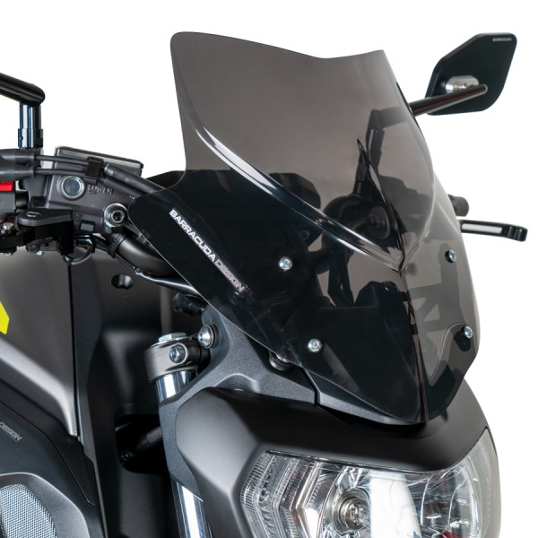 Windschild Yamaha MT07