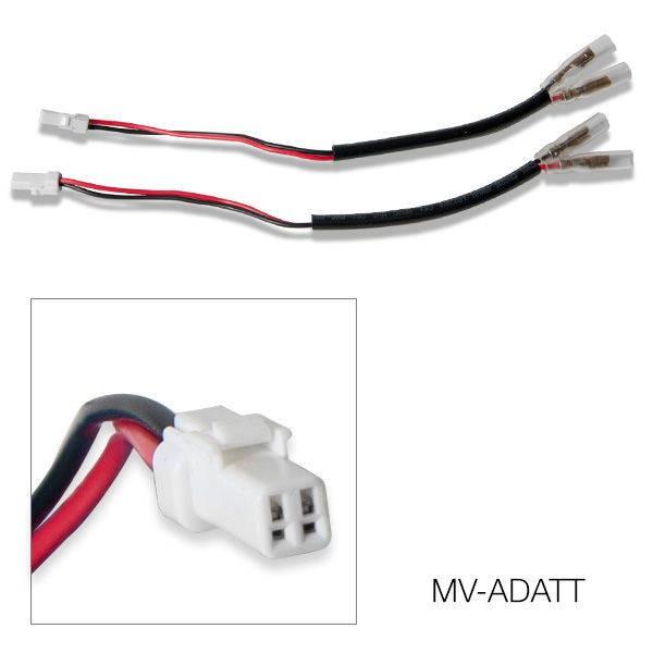 Blinker Adapterkabel Ducati / MV AGUSTA / KTM (Paar)