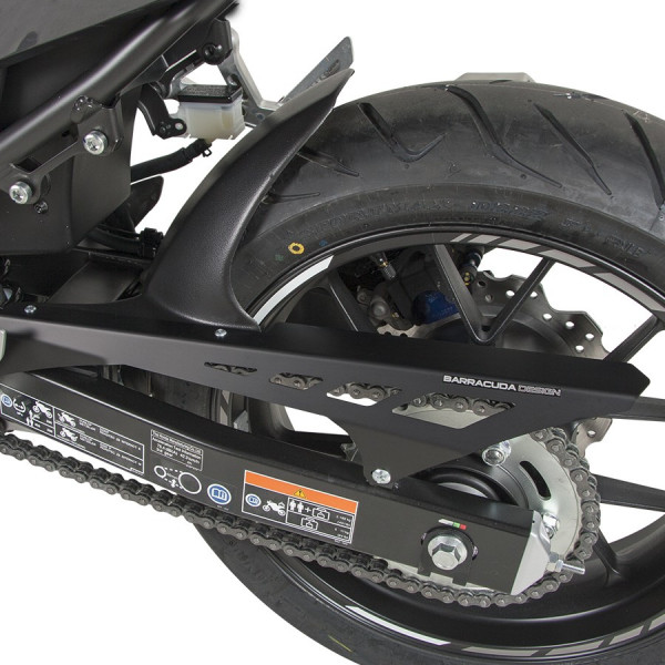 Radabdeckung inkl. Kettenschutz Honda CB500F ab 2016